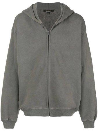 Yeezy Season 6 zip-up hoodie