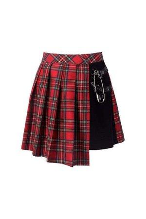 Dark in love skirt