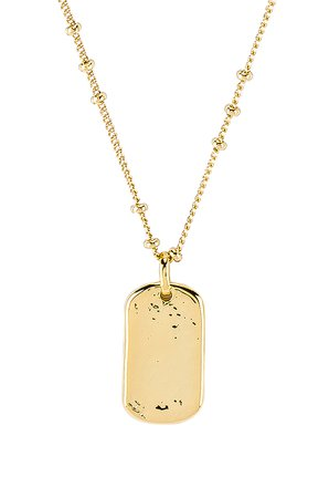 Griffin Dog Tag Necklace