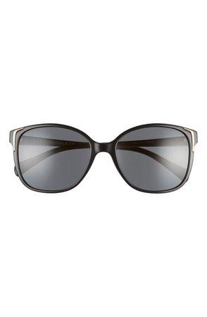Prada 55mm Cat Eye Sunglasses | Nordstrom