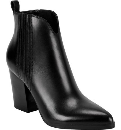 Marc Fisher LTD Annabel Bootie (Women) | Nordstrom
