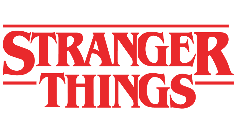 Stranger Things logo and symbol, meaning, history, PNG
