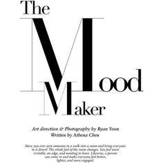 Magazine Titles