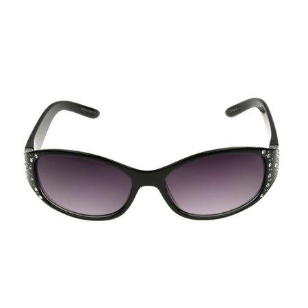 Foster Grant - Foster Grant Women's Black Wrap Sunglasses H05 - Walmart.com - Walmart.com