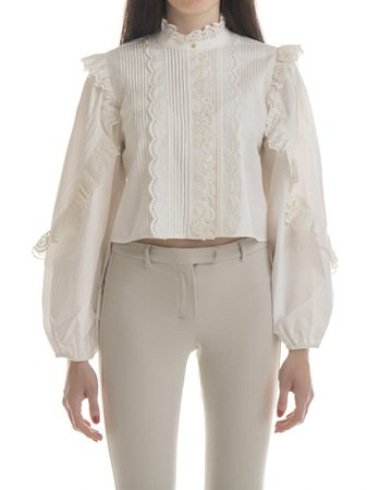 Ulla Johnson Adelaide Blouse