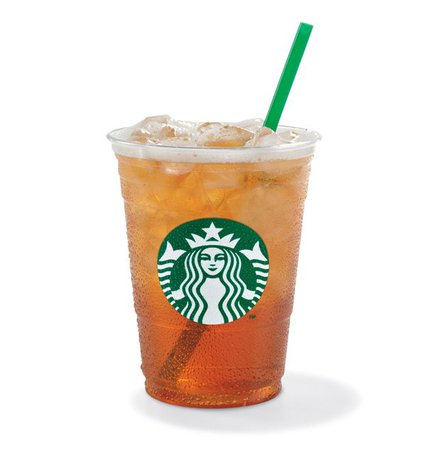 Iced Lemon Passion Tea