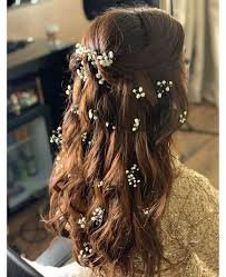 hair qith flowers - Búsqueda de Google
