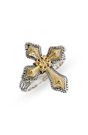 Konstantino Kleos Cross Ring | Nordstrom