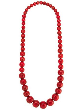 Olympiah Marrocos Beaded Nacklace - Farfetch