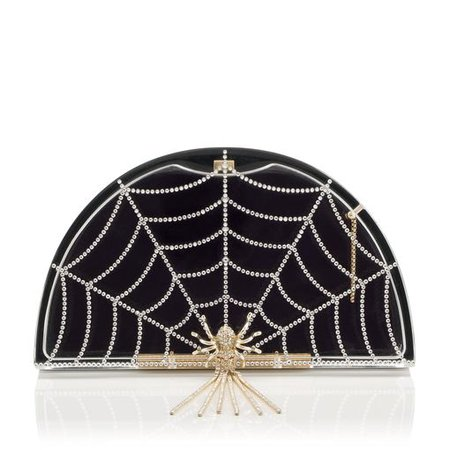 Charlotte Olympia Women's Designer Clutches and Handbags | Charlotte Olympia - SPINDERELLA CLUTCH