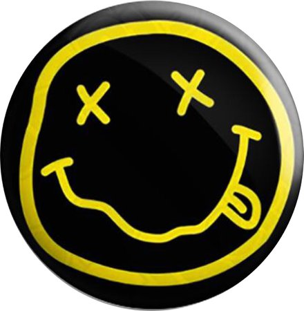 nirvana badge