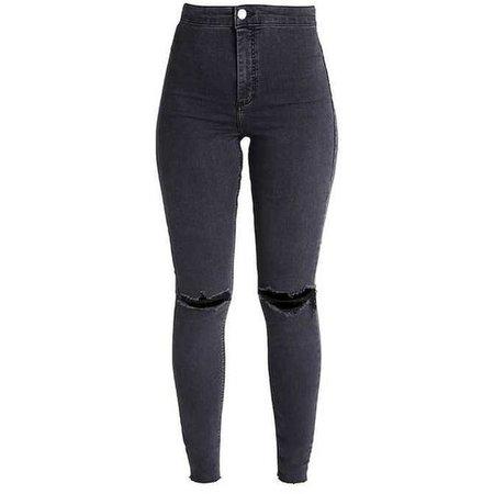 JONI Jeans Skinny Fit washedblack