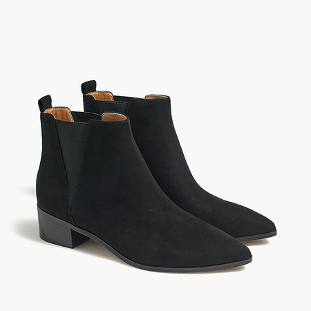 J.Crew Factory: Fallon Microsuede Boots For Women