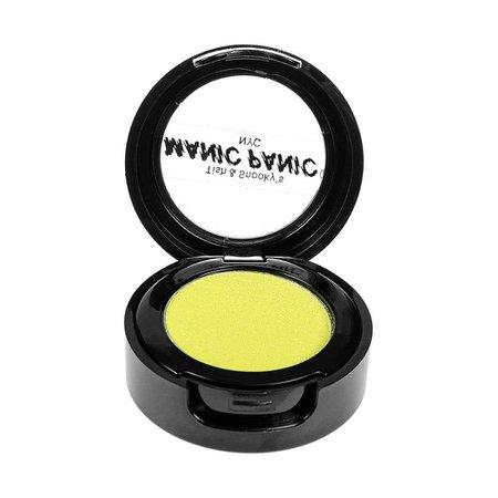 Manic Panic Electric Banana Love Colors Eye Shadow, Glitter Eyeshadow UK