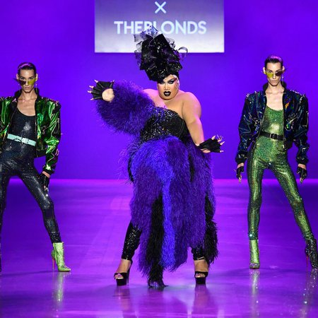 A Disney Villains Fashion Collection Just Debuted At NYFW - HelloGiggles