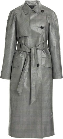 Martin Grant Classic Cotton-Gabardine Trench Coat