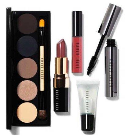 Bobbi Brown cosmetics set