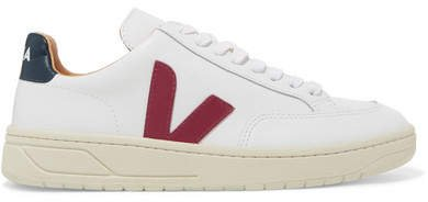Bastille Leather Sneakers - White