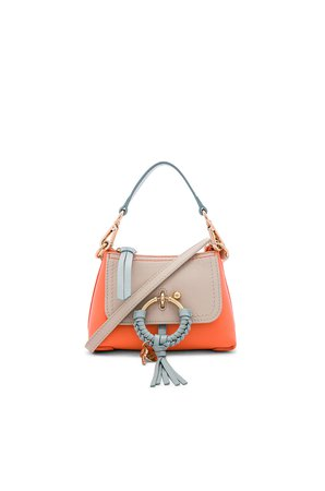 Mini Joan Colorblock Crossbody