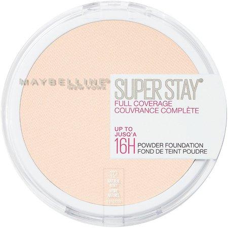 Maybelline SuperStay Full Coverage Powder Foundation | Ulta Beauty