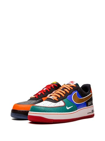 Nike Air Force 1 Low 07 'What The NY' Sneakers - Farfetch