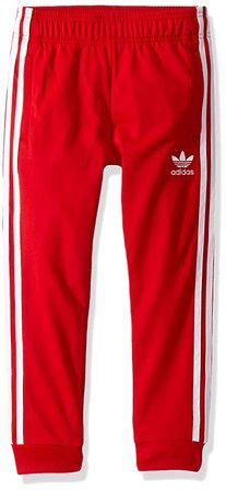 Amazon.com: adidas Originals Kids' Little Superstar Pants: Clothing