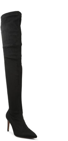 Lisa Thigh High Boot
