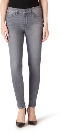 Icon Mid Rise Ankle Skinny Jeans