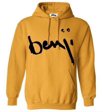 Benin hoodie