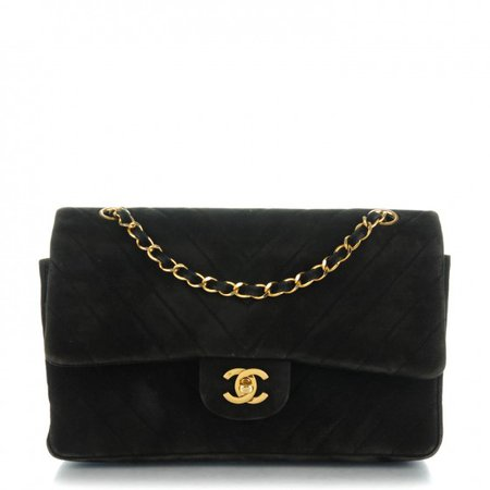 Chanel Bag suede