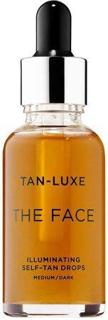 Tan Luxe TAN-LUXE - THE FACE Illuminating Self-Tan Drops