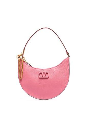 Valentino Garavani VSLING leather shoulder bag pink VW0P0W19RQR - Farfetch