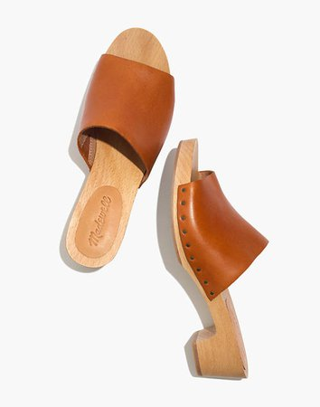 The Evelyn Slide Clog