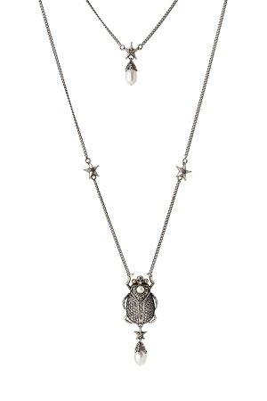 Embellished Necklace Gr. One Size