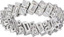 CRN4752500 - Reflection de Cartier ring - White gold, diamonds - Cartier