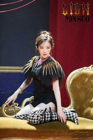 Road to Queendom Teaser Photo (Minseo)