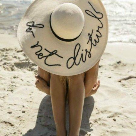 ciao! newport beach: the hat of the summer...do not disturb