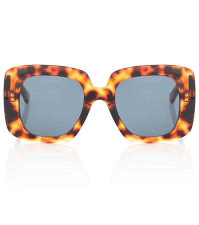 Blow Square Sunglasses | Balenciaga - Mytheresa
