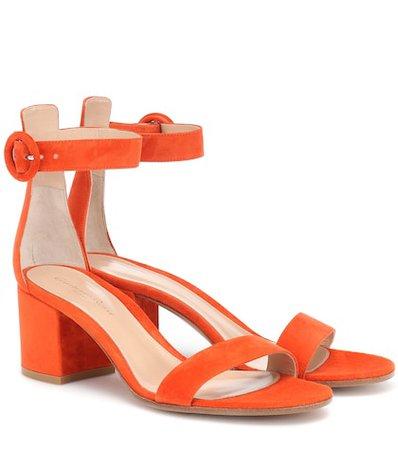 Versilia 60 suede sandals