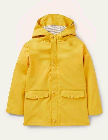 Waterproof Fisherman's Jacket - Wasp Yellow   Boden US