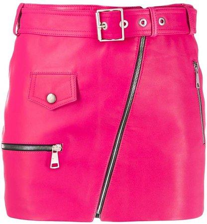 Manokhi fitted mini skirt