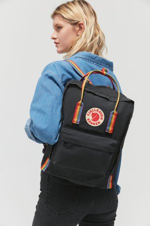 Fjallraven Kanken Rainbow Backpack | Urban Outfitters