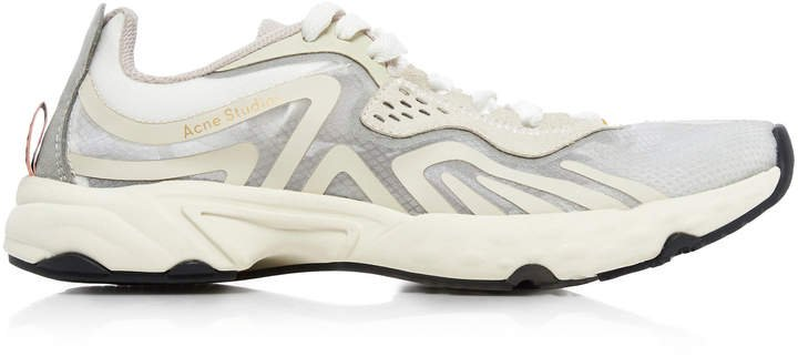 Mesh Low-Top Sneakers