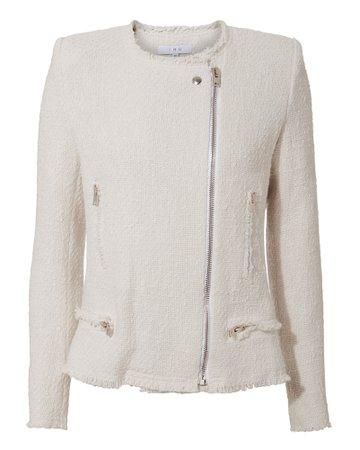 Lola White Jacket