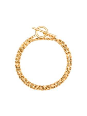 All Blues Rope Chain Bracelet - Farfetch