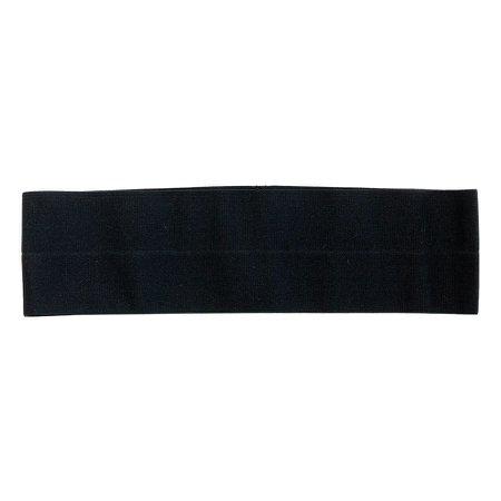 Emi Jay | Infinity Headband in Black Satin