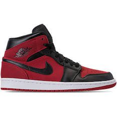 mens red high top shoes - Google Search