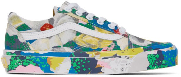 Multicolor Vans Edition OG Old Skool LX Sneakers