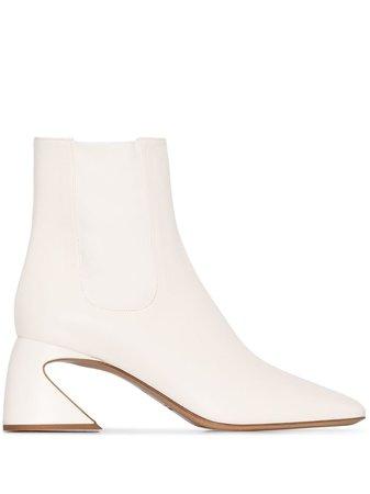 Jil Sander 70mm Ankle Boots - Farfetch