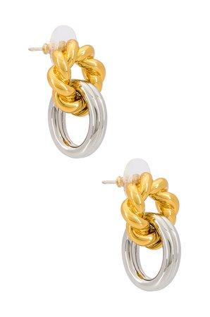 Lizzie Fortunato Amarna Earrings in Multi | REVOLVE